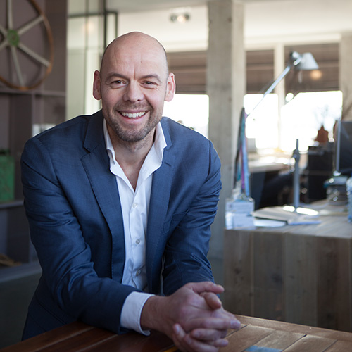 Gijs Botman – managing partner